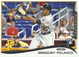 Topps Gregory Polanco