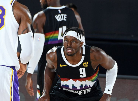 Jerami Grant, Nuggets to Pistons
