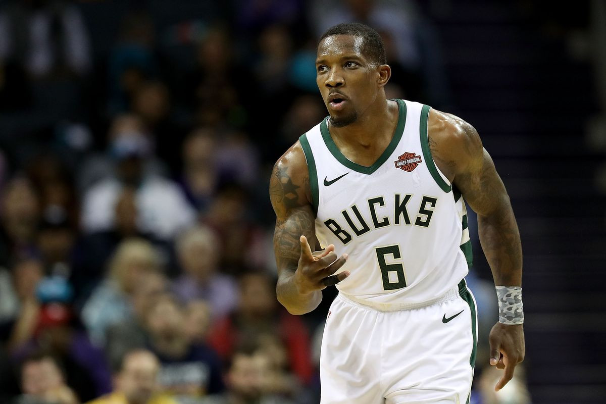 Eric Bledsoe, Bucks to Pelicans