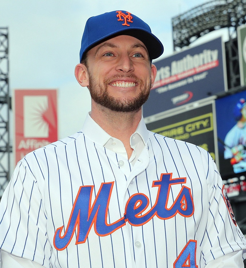 Jed Lowrie, Mets