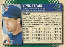 Score Kevin Tapani