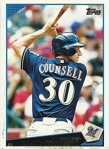 Topps Craig Counsell