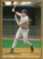 1999 Topps Hal Morris