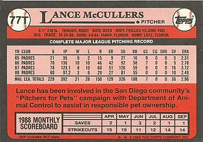 Topps Lance McCullers