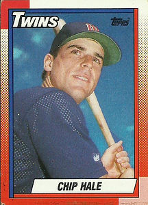 Topps Chip Hale