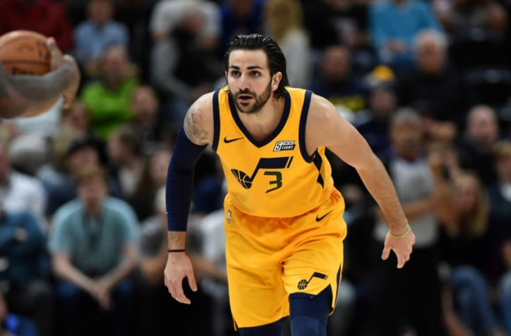 Ricky Rubio, Jazz To Timberwolves