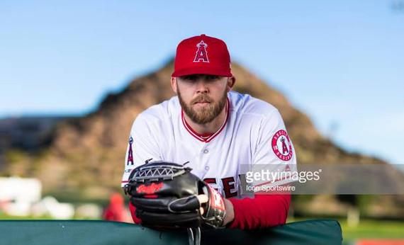 Cody Allen, Angels