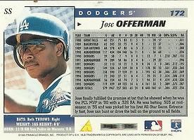 Score Jose Offerman