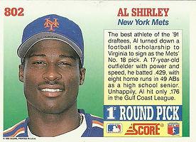 Score Al Shirley