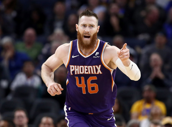 Aron Baynes, Suns to Raptors