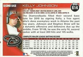 Topps Kelly Johnson