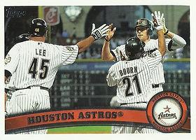 Topps Houston Astros