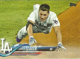 Topps Corey Seager