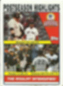 Topps Postseason Highlights