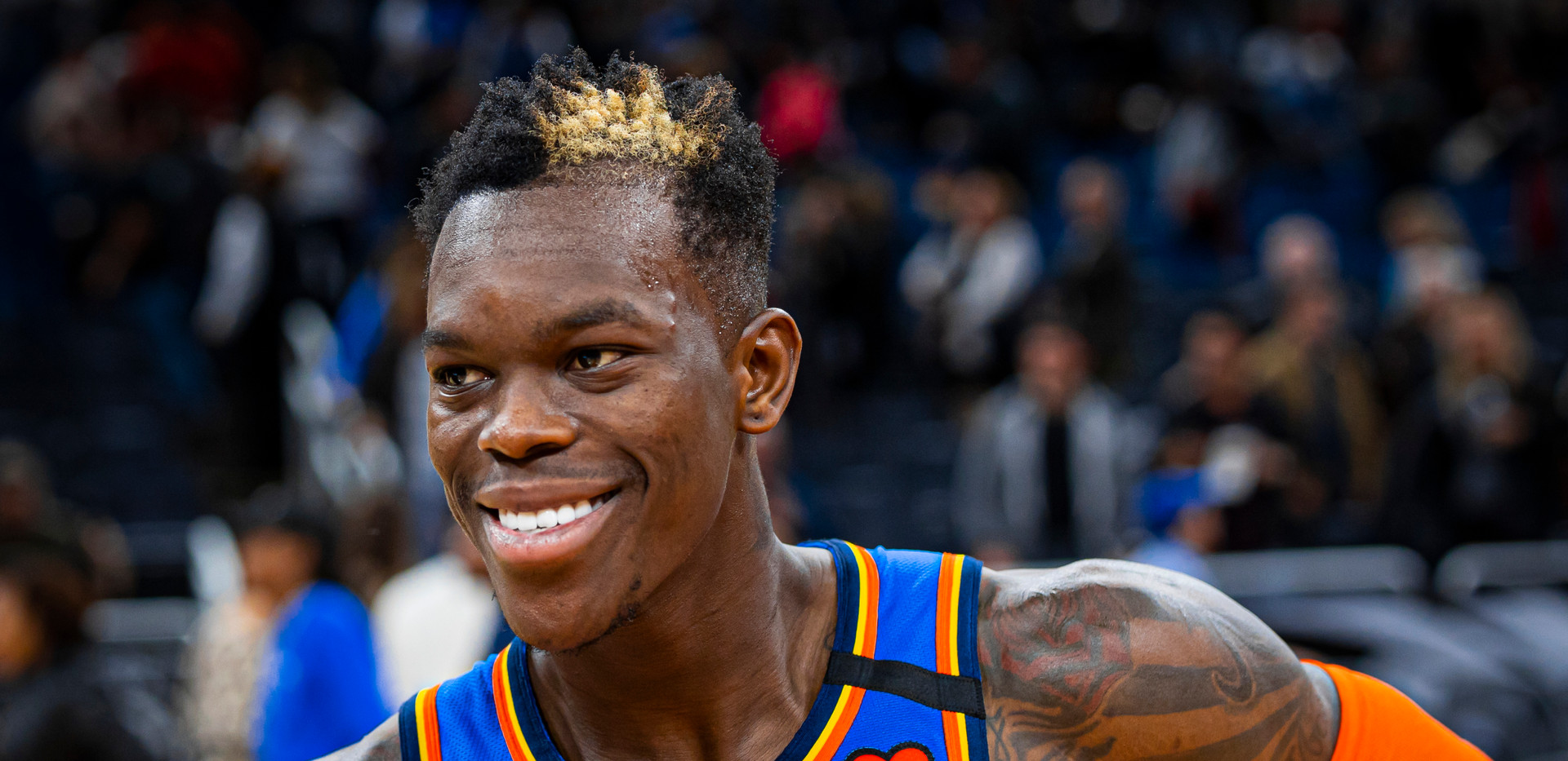Dennis Schroder, Thunder to Lakers