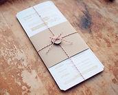 Esküvői mghívó papír kiegészítők
