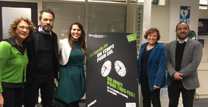 Barcelona participates in the European Cities Network For Time Policies (Estrasburg)