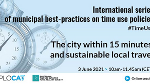 The 15-minute city implies a paradigm shift both in the city model and the lifestyle of its citizens