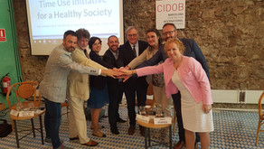 Barcelona Time Use Initiative for a Healthy Society is launched with key stakeholders