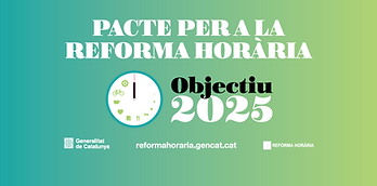 Pacte per a la Reforma Horària