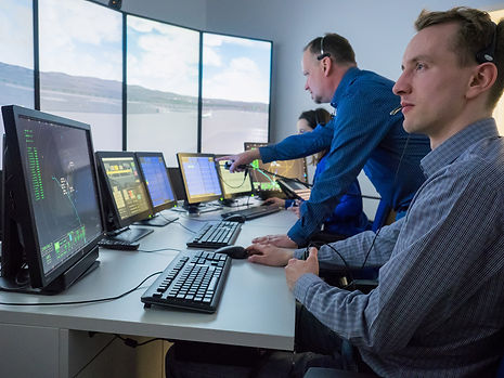 Air Traffic Control Training Solutions