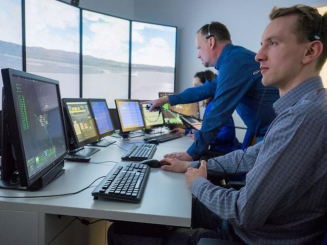 Air Traffic Control Training Solutions