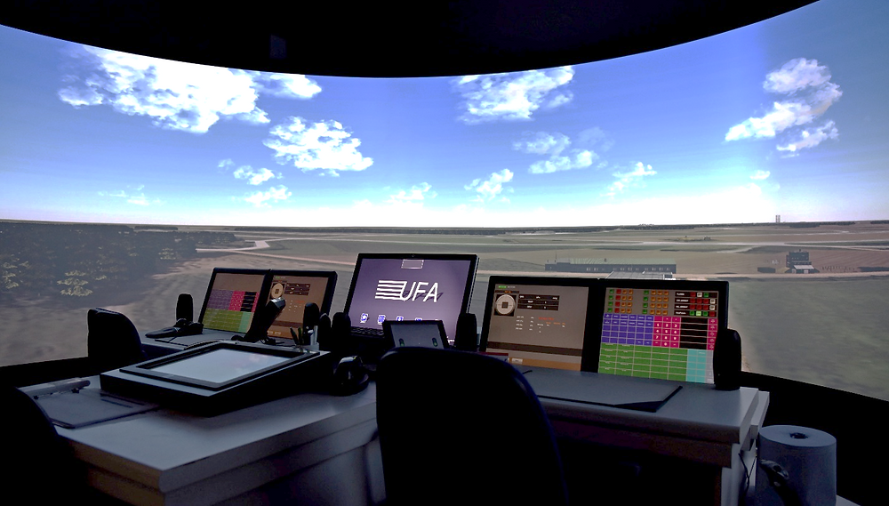 UFA Delivers Major Simulator Enhancement to the Belgian Defense Air Component