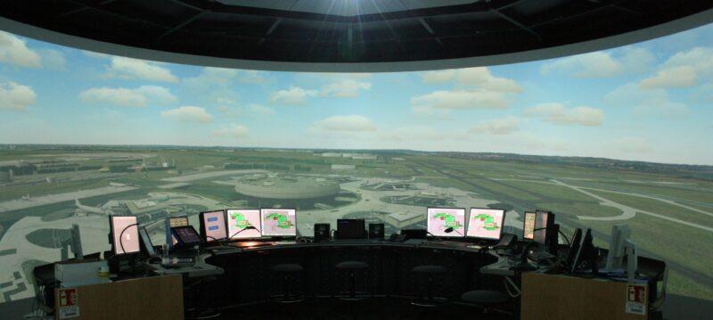 Air Traffic Control Simulation Systems