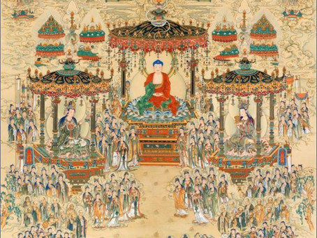 What it means to me to practice Mahayana Buddhism?