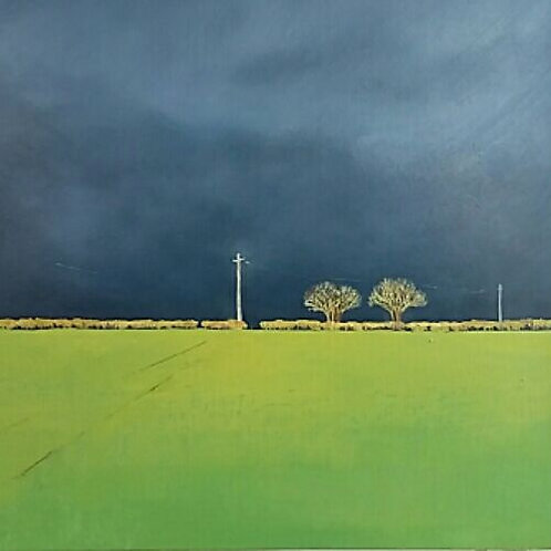Approaching Storm, Lypiatt limited edition print
