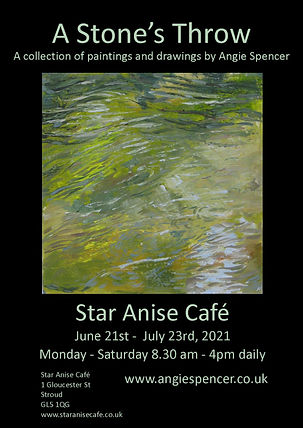 A Stones Throw poster Star Anise.jpg