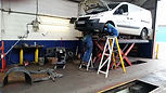 Clutch, brakes,exhaust, diagnostics, wheel bearing, electrics