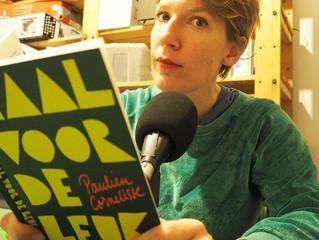 Paulien Cornelisse brengt gratis podcast van haar voor de NS Publieksprijs genomineerde bestseller T