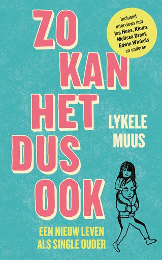Openhartig boek over co-ouderschap van Lykele Muus verschijnt half januari 2021