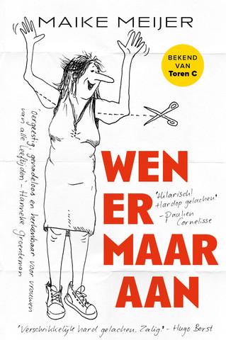 Op 3 november verschijnt 'Wen er maar aan' van Maike Meijer