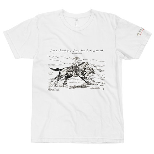 Give Me Knowledge T-Shirt Made in USA