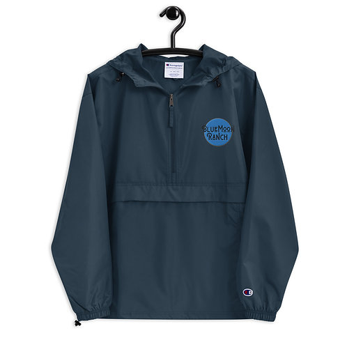 BMR Embroidered Champion Packable Jacket