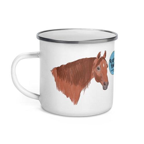 Copper Enamel Camp Mug copy