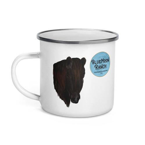 Teddy Enamel Mug