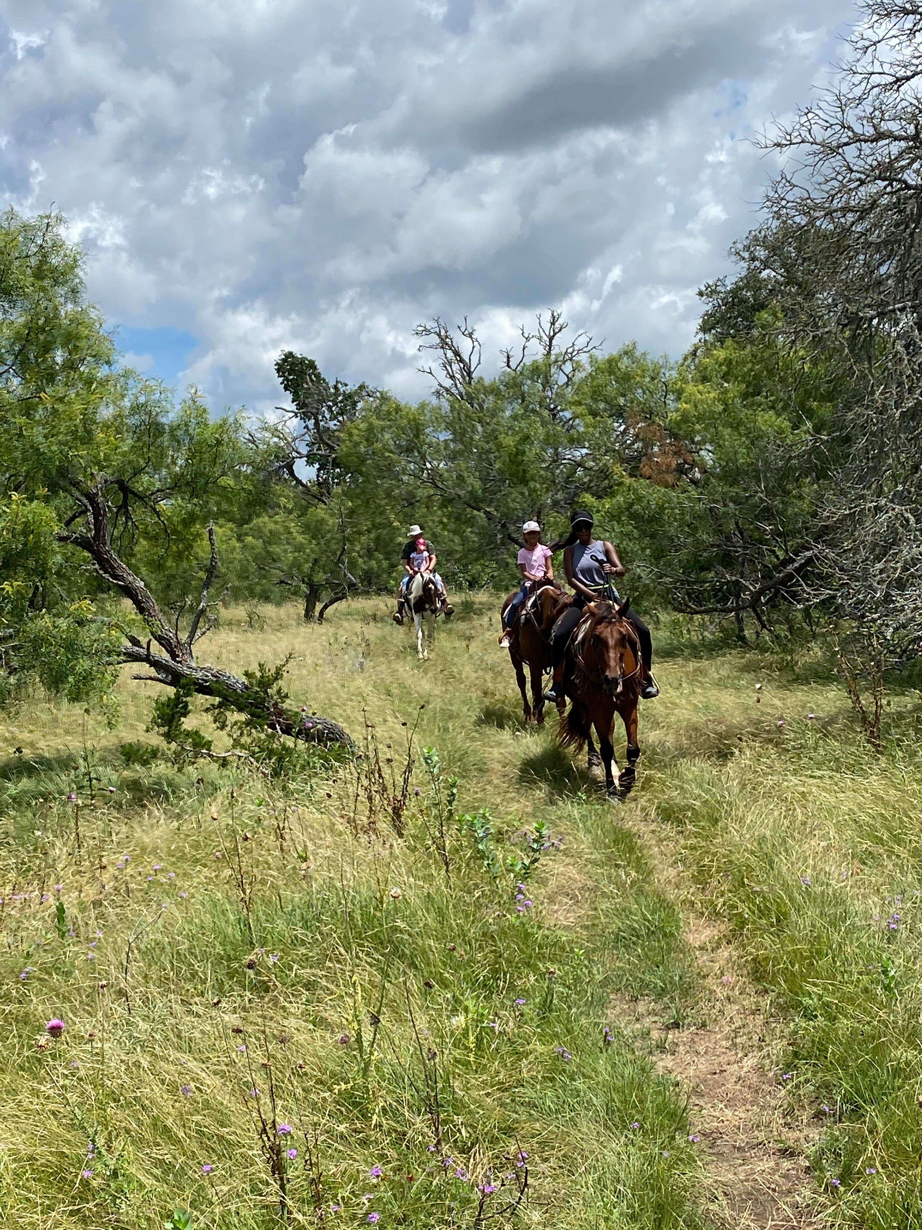 Horseback Ranch Experience