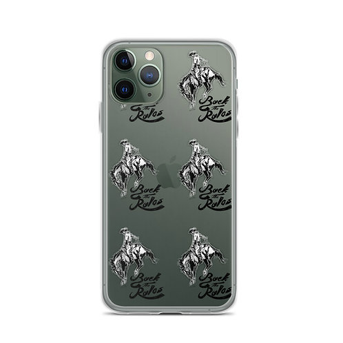 Buck the Rules All Over iPhone Case