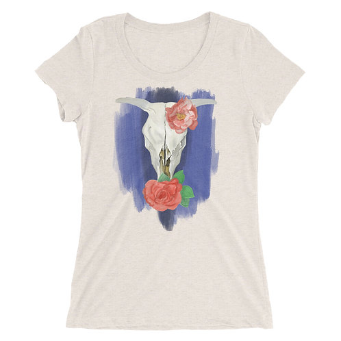 Dry Bones Ladies' short sleeve t-shirt