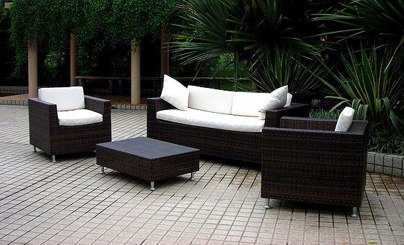 Комплект садовой мебели - Brown