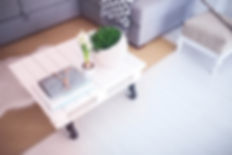 Home staging, room redesign