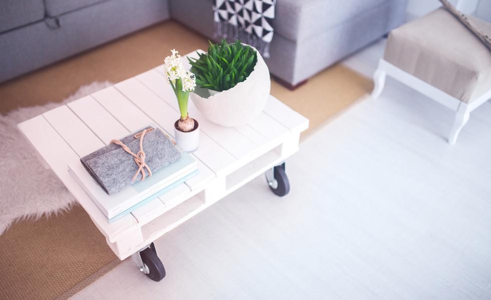 Bright Living Room