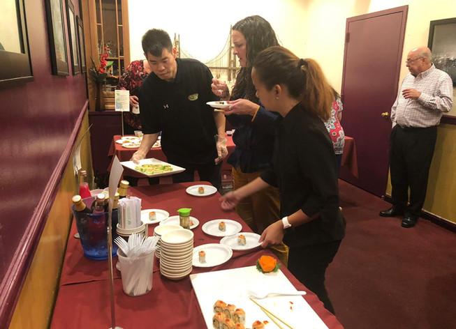 Food & Wine Tasting 2019