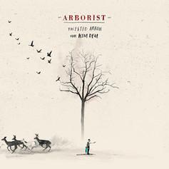 Arborist Featuring Kim Deal, Twisted Arrow Single, Kirkinriola Records