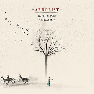 Arborist Featuring Kim Deal, Twisted Arrow Single, Kirkinriola Records