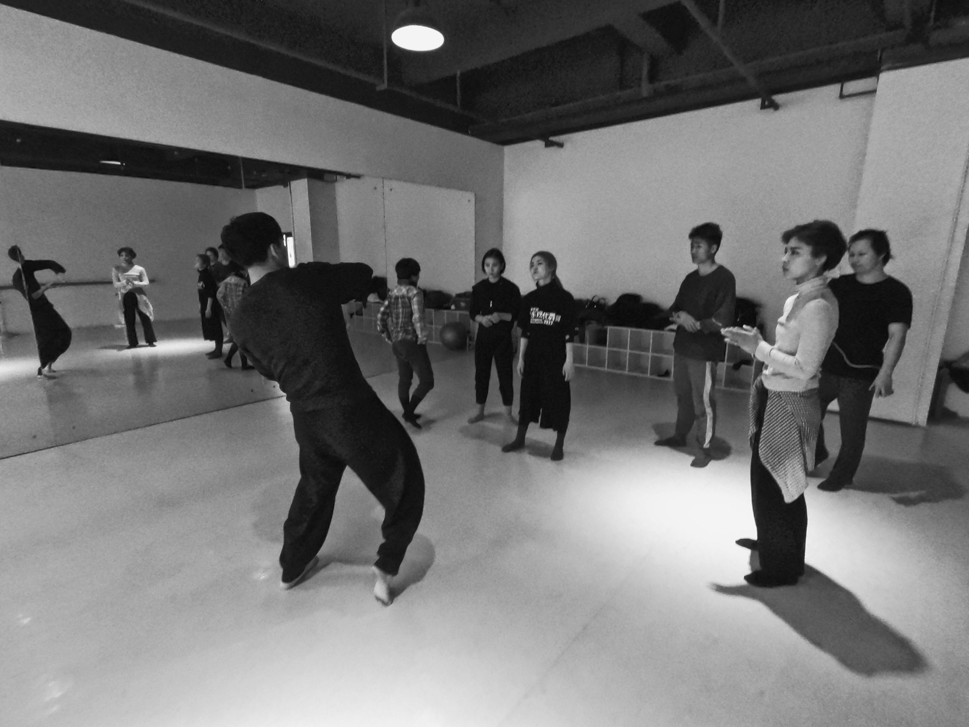 常德-田園構想現代舞團
