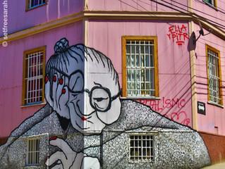 Street Art and Sea Views